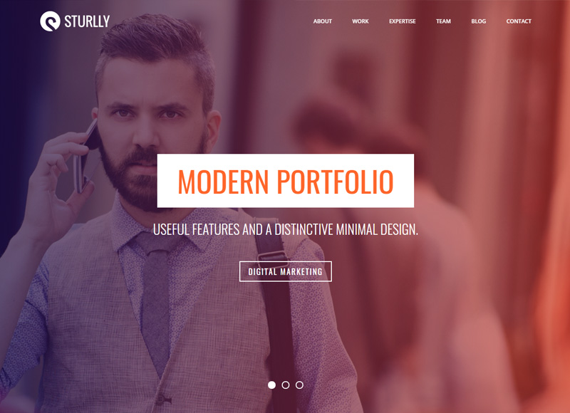 thumb-sturlly-html-template