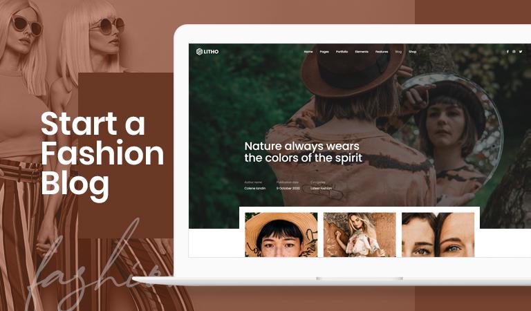 start-a-fashion-blog